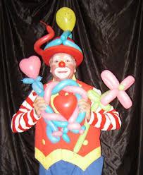 clown baloons balloons