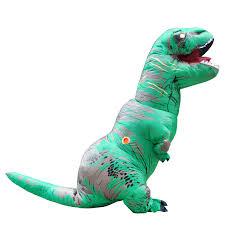 Jurassic Park Halloween Costume Shop Halloween Dinosaur Inflatable Rex Jurassic Park