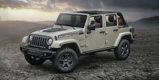 2017 jeep wrangler rubicon recon edition loaded 4x4