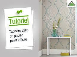 papier peint castorama chambre papier peint pas cher castorama maison design bahbe com avec comment