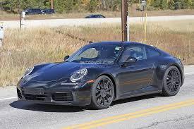 Porsche 911 Hybrid - 2019 porsche 911 flies on nurburgring while hybrid rumors grow