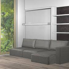 Wall Bed Sofa by Quick Ship Wall U0026 Murphy Beds Resource Furniture