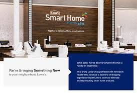 new smart home products explore smart home products in store at lowe s