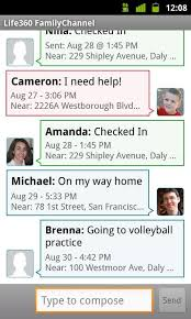 life360 android life360 for android free and software reviews cnet