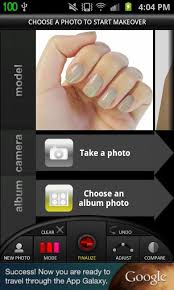 virtual nail salon android apps on google play