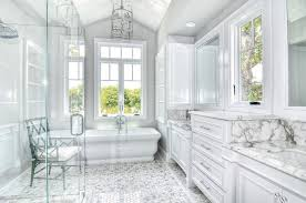 white marble bathroom ideas great luxury white bathrooms house plan elghorba org