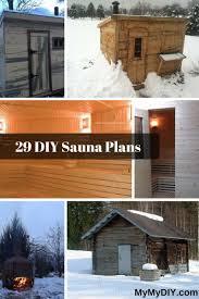 29 crazy diy sauna plans ranked mymydiy inspiring diy projects