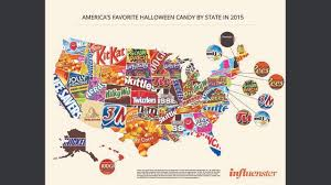 candy story the most popular candy in each state story wttg