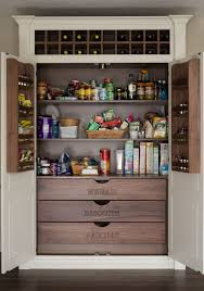 Kitchen Bakers Cabinet by 47 Cool Kitchen Pantry Design Ideas Shelterness