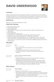 Examples Of Police Resumes by Police Resume Samples Military Police Resume Youth Worker Resume