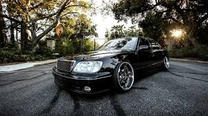 black lexus black lexus ls in the park wallpaper car wallpapers 52257