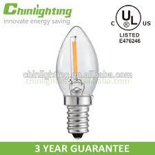amber mini led christmas lights 50lm decoration mini led bulb c7 2700k filament led bulb led