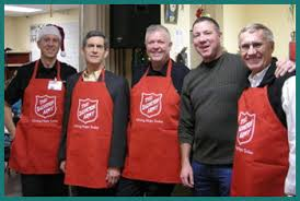 Salvation Army Volunteer Thanksgiving The Salvation Army Centre Of Hope Volunteer