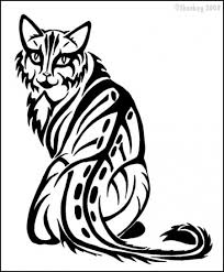 100 cat tribal tattoos best 25 siamese cat tattoos ideas on