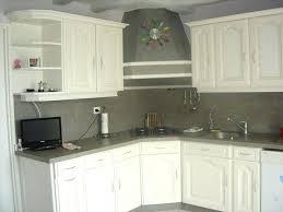 repeindre sa cuisine rustique comment moderniser une cuisine en chene comment moderniser une