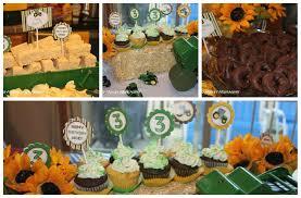 john deere tractor birthday party food games favors u0026 more