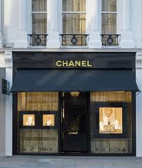 Boutique Shop Design Interior New Chanel Store Design By Peter Marino In London