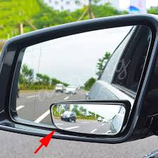 Blind Spot Mirror Where To Put Aliexpress Com Buy Vehicle Accessories Hd Rear View Adjustable