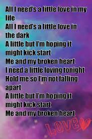 me and my broken heart rixton song lyrics pinterest songs