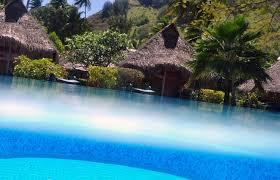 bora spa islands island pool lagoon sea paradise waters