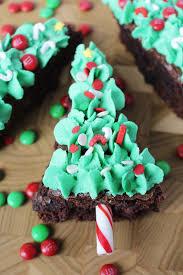 kylee u0027s kitchen festive christmas tree brownies