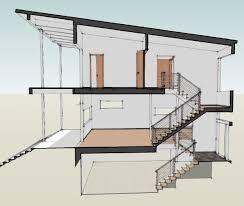 modern house plans by gregory la vardera architect 2009