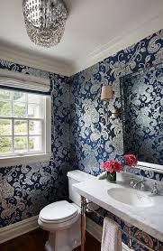 Blue And White Bathroom Ideas 298 Best Blue White Bathrooms Images On Pinterest Bathroom