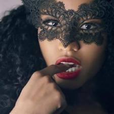 lace mask black lace masquerade mask ebay