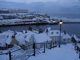 199 steps in the snow at whitby winter 2010 2011 u2013 ian davies