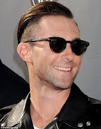 35 year old hair cut adam levine channels ryan gosling with shocking new blonde