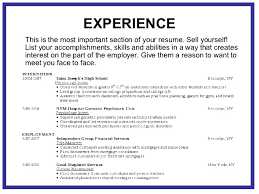 List Of Accomplishments For Resume Examples by Creating A Marketable Resume