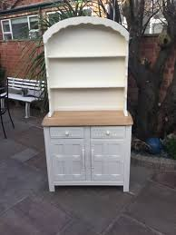 oak welsh dresser painted in farrow and ball ansdell artifacts