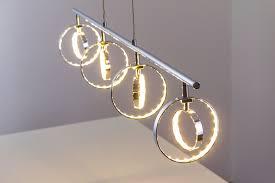 plafonnier de cuisine le à suspension led design lustre plafonnier le de cuisine
