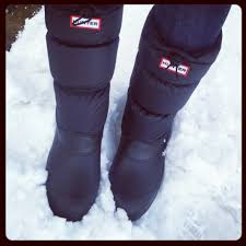 hunter quilted snow boots review david simchi levi