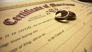 where do register for weddings marriage licensing king county