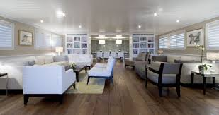 Home Yacht Interiors Design Luxury Yacht Decorated By Interior Designer Peter Mikic