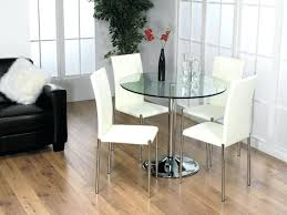 small dining table set for 4 round oak table and 4 chairs chic and creative small round dining