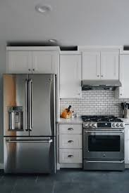 Milzen Cabinets Reviews Say Hello To Our New Shaker Style Kitchen Photo Tour