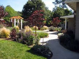 Easy Front Yard Landscaping - small front yard landscaping design with fresh greenish concepts