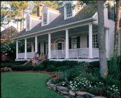 One Story Colonial House Plans House Plan 86222 At Familyhomeplans Com