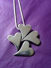 bespoke handmade jewellery charm footprint heart charm footprint heart charm bracelet