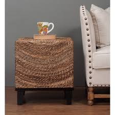 Wicker Accent Table Wicker Accent Table U2013 Furniture Favourites