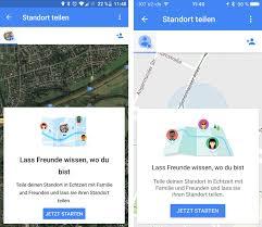 Google De Maps Google Maps Standortfreigabe In Echtzeit Ab Sofort Möglich U2013 Giga