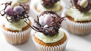 Waitrose Easter Cake Decorations by Martha Collison U0027s Easter Nest Cupcakes