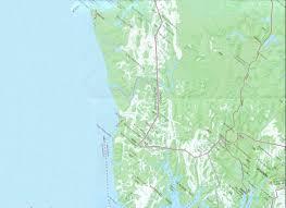 Alaska Inside Passage Map by Tuesday Skagway