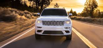 rhino jeep grand cherokee trailhawk 2017 jeep grand cherokee summit and trailhawk revealed due in