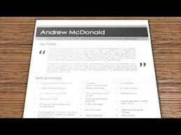 How To Write A Resume Examples by Contemporary Resume Examples Thinksmart Resumes Mp4 Youtube