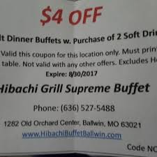 Hibachi Grill Supreme Buffet Menu by Hibachi Grill U0026 Supreme Buffet 56 Photos U0026 68 Reviews Buffets