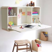 a fold out desk perfect for the children to do homework etc on
