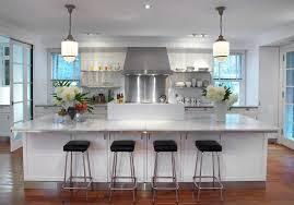 cuisine ouverte avec bar cuisine américaine moderne avec bar cuisine en image
